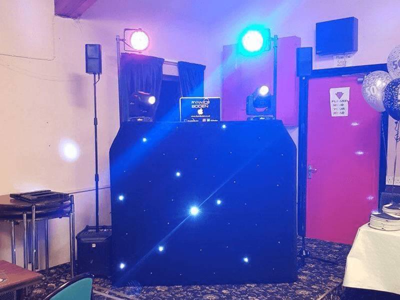 Compact DJ Setup Hexham