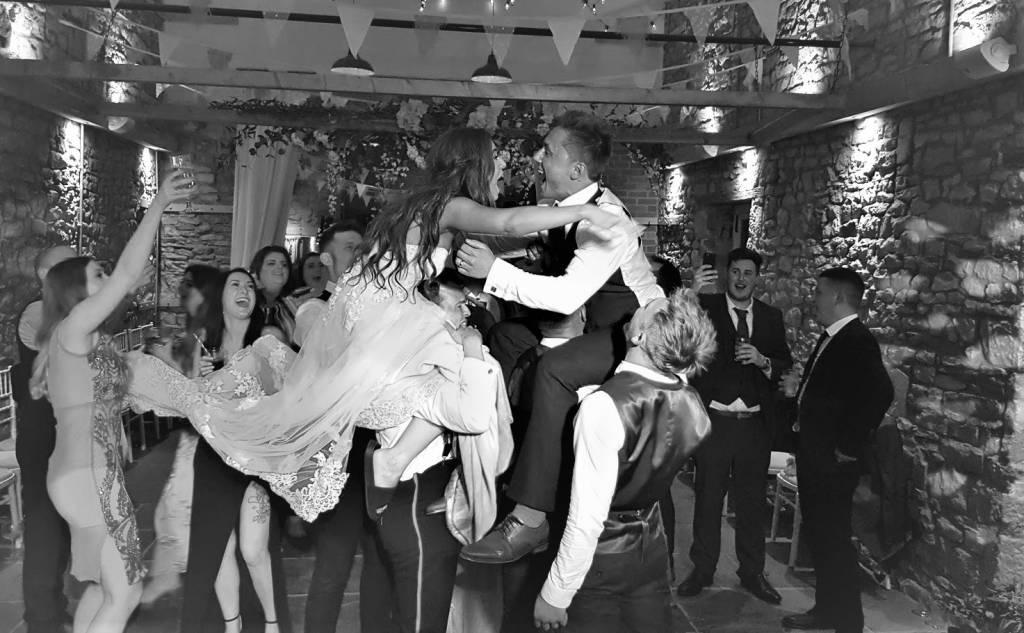 Mr and Mrs Baniak Wedding