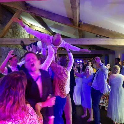Middleton Lodge Wedding DJ